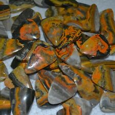 Wholesale 5 Kg Natural Bumble Bee Jasper Stone Cabochon Mix Shape for Jewelry
