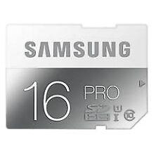 Tarjeta memoria Secure digital Samsung Mb-sg16d