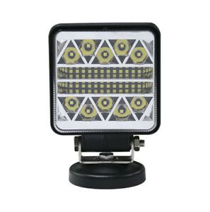 """4.6"""" Square 170W 17000LM Car Offroad LED Work Light Combo Beam Driving Fog Lamp"""