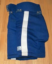 VTG CCM Ultra-Pac Hockey Pants Blue Medium Large Rare HTF 1980s Cooperall