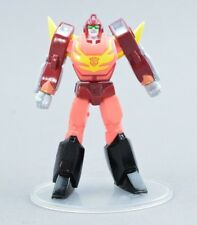 Transformers SCF Lookout Mountain Hot Rodimus Complete Act HOC Takara