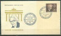 Berlin 198 - Ersttagsbrief