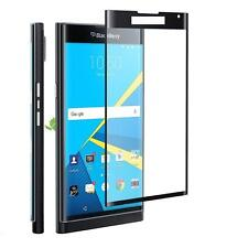 3D Curved Full Cover Tempered Glass Film Screen Protector For Blackberry Priv