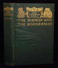 Joel Chandler Harris Bishop & Boogerman 1909 Harding African American Folklore