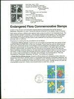 USPS 1979 First Day Issue Souvenir Page, $1.00 Americana Series