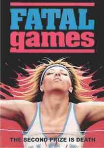 Fatal Games - 1984 Horror - Sally Kirkland, Lynn Banashek, Sean Masterson - DVD
