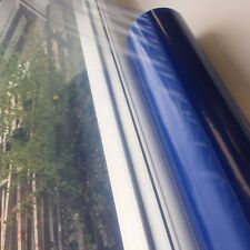 5 pack of blue film of glass and gloss plastics protection film