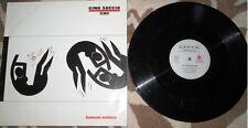 Gino Soccio - Human Nature 12 Inch Vinyl Maxi Single