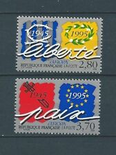 FRANCE - 1995 YT 2941 à 2942 - TIMBRES NEUFS** MNH LUXE