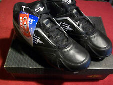 "Mens Easton Baseball Cleats size 11 ""Foundation Mid"""