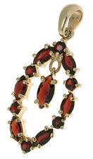 PENDENTE gioiello in ORO pendenti donna con pietre 160