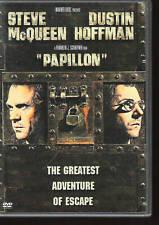 NEW DVD__Papillon__Dustin Hoffman_Steve McQueen