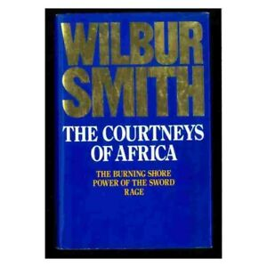 Smith Wilbur - The courtneys of Africa - in inglese