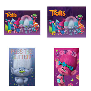 Trolls Canvas Prints and Posters (Assorted)