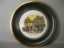 """Old Loach House - Bristol"" hand made in England decorative plate / wall hanging"