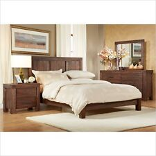 Modus Meadow 6-Piece Bedroom Set Rustic BRAND NEW FREE DELIVERY and SETUP