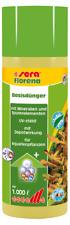 Sera florena 250 ml Süßwasser Pflanzendünger Pflanzenpflege Basisdünger Aquarium