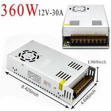 3D Printer Power Supply 12V DC Universal Regulated Switching 360W for CCTV Radio
