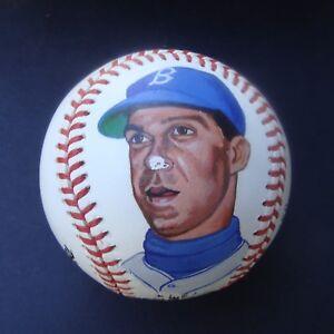 KARL SPOONER  HAND PAINTED  MLB  BASEBALL