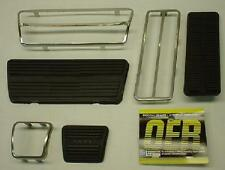 1967 - 1968 Camaro / Firebird  Drum Pedal Pad Kit * 68 Nova * 67-68 Firebird