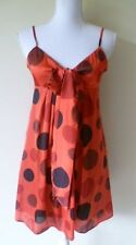 Review Polyester Polka Dot Hand-wash Only Dresses for Women