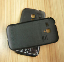 Black Battery Housing Cover Door For Samsung Galaxy ACE 2 / i8160