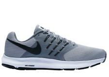 Nike Run Swift Running Shoe Grey Black White Cushion Mens Size 10