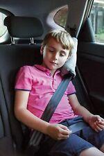 Littlelife Fleecy Car Seat Belt Cover - Grey