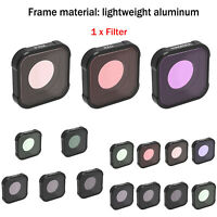 For GOPRO Hero9 New Camera Filter UV CPL ND4 ND8 ND32 ND16 ND64 Lens Filters Set