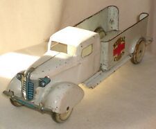 Vintage Wyandotte Toys Pressed Steel Medical Corps Truck