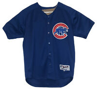Majestic Authentic Chicago Cubs Carlos Zambrano #38 Baseball Jersey Mens 50