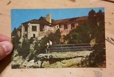 Grand Canyon Lodge, National Park Postcard, Unposted New Utah Parks Vtg