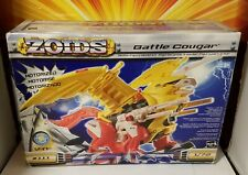 Zoids Battle Cougar # 111 Hasbro Model Kit Motorized Complete Zoid
