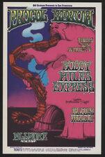 Bill Graham #BG 167, Fillmore West Post Card, 1969, Procol Harum