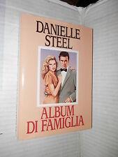 ALBUM DI FAMIGLIA Danielle Steel CDE 1986 libro romanzo narrativa racconto di