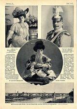 Dr.A.v. Brüning 1. Leg- Sekr. bei der deutschen Gesandtschaft in Bern Bilder1905