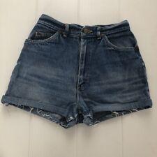 Vintage Levi High Waist Denim Shorts UK8 Great Condition