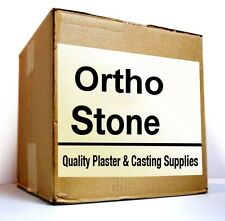 ORTHO STONE : BRIGHT WHITE : -  38 Lbs  for $51   -  FREE  DELIVERY! MADE IN USA