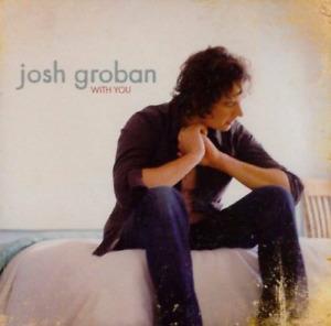 Josh Groban - With You - CD