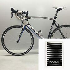 PULHEM reflektierende Aufkleber 7mm aus Reflexfolie schwarz