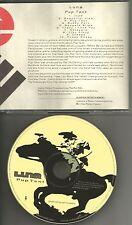 Galaxie 500 LUNA Pup Tent ULTRA RARE ADVNCE 1997 USA PROMO DJ CD MINT