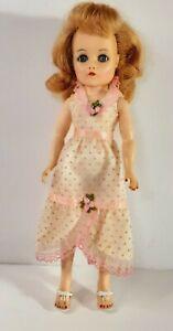 "Vintage Little Miss Revlon Type Nancy Ann Doll 10.5"""