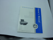 Dell Photo All In One Printer A 942 Owners Manual
