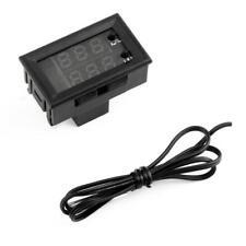 DC12V 20 A Digital Temperature Controller À faire soi-même Smart Mini Thermostat Régulateur SD