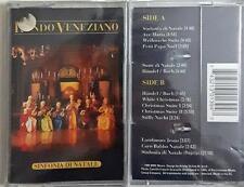 Rondò veneziano Sinfonia Di Natale  MC CASSETTE SEALED Pdu No Barcode