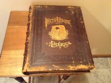 1872 Picturesque America or The Land We Live In William Bryant Vol 1 & 2