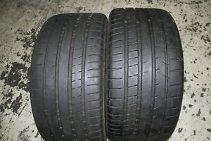 2x Michelin 265/35R19 98Y XL Pilot Super Sport MO1