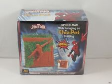 Marvel Ultimate Spider-Man Chia Pet Seed Planter Kit : 2015 Edition : Sealed