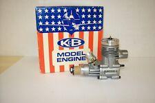 K&B 3.5cc Aero Free Flight Model Airplane Engine NIB No 8450