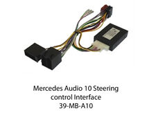 39-MB-A10 MERCEDES C CLASS W203 2000 to 2003 AUDIO 10 STEERING CONTROL INTERFACE